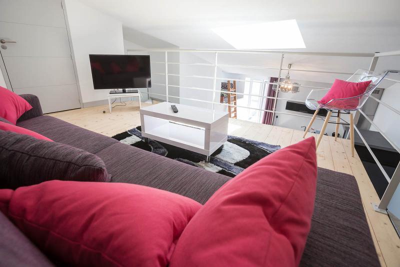 appartement meubl jeanne d albret 6 7 personnes centre ville de la rochelle. Black Bedroom Furniture Sets. Home Design Ideas