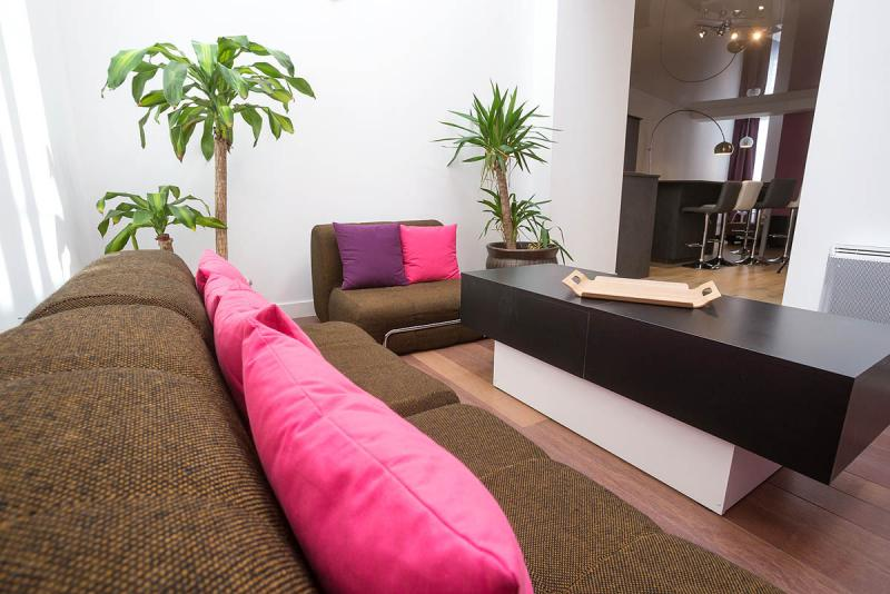 Appartement meubl jeanne d albret 6 7 personnes centre ville de la rochelle - Location studio meuble la rochelle ...