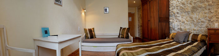 Hotel de la Paix - Double rooms